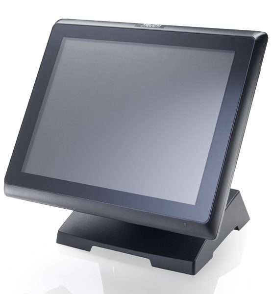 all in one touch screen POS unit